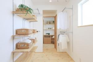 富山県富山市で建てた健康住宅の写真